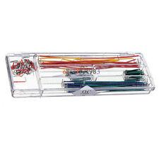 2/5/10PC 140pcs U Shape Solderless Breadboard Jumper Cable Wire Kit for Arduino