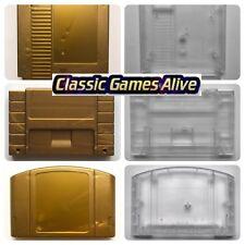 Zelda Gold Warenkorb Gray Shell klarer Fall für n64, SNES und NES Ersatz