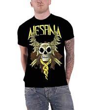 ALESANA T-Shirt Skull Wings Size M OFFICIAL MERCHANDISE