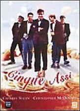 I cinque assi (1999) DVD NUOVO SIGILLATO
