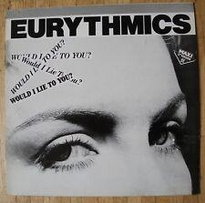 "Eurythmics Would I Lie To You 12""-maxi/ger"