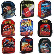 Kinder Disney Cars Flugzeuge Rucksack Rucksack Schultasche Brandneu Geschenk