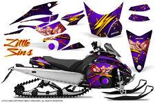 Yamaha FX Nytro 08-14 Graphics Kit CreatorX Snowmobile Sled Decals Wrap LSPR