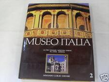 AA.VV. - MUSEO ITALIA VOL. 2 TRENTINO- ALTO ADIGE - LOMBARDIA - ARMANDO CURCIO