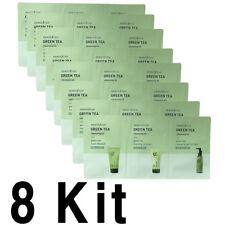 innisfree GREEN TEA cleansing kit (3 item) x 1 Kit or 8 Kit