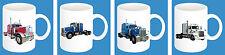 300ml Cerámica Vaso con Motivo: Peterbilt Camiones Modelo Taza de Café Camión