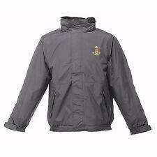 Green Howards Waterproof Regatta Jacket Fleece lined