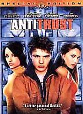 Antitrust (DVD, 2001) Rachael Leigh Cook Ryan Phillippe