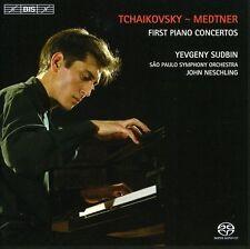 Piano Concertos by Tchaikovsky & Medtner (CD, Feb-2007, BIS...(cd4313)