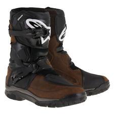 Alpinestars Belize Drystar Boots Oiled Leather Brown/Black