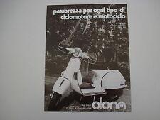 advertising Pubblicità 1979 OLONA e VESPA P 200 E
