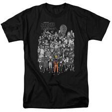 Naruto Characters Adult Shirt