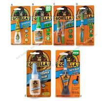 Gorilla Glue Multi Purpose Super Glue Gel Strong Bonding Adhesive