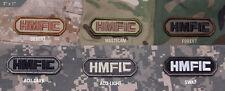 Mil Spec Monkey MSM HMFIC Morale Patch-Multicam-Woodland-Desert-SWAT-ACU