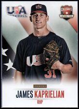 2014 USA Baseball Choose Your Cards