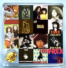 T.Rex-Discography Fridge Magnet Marc Bolan