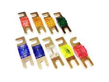 Mini-ANL Sicherung vergoldet (20/30/40/50/60/70/80/100/150 A) MANL KFZ CarHiFi