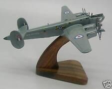 Avro 716 Shackleton UK Air Force Airplane Desktop Kiln Dry Wood Model Regular