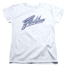 Flashdance Logo Womens Short Sleeve Shirt