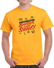 238 Better Call Saul mens T-shirt lawyer tv show heisenberg new funny vintage