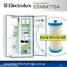 ELECTROLUX or WESTINGHOUSE ESM6477SA FRIDGE FILTER 1438545 / 218904501 WF1CB