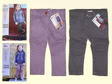 Kleinkind Jeans Bikerlook Mädchenjeans Kinderhose Hose  74-86 Farbe wählbar