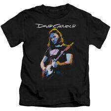 David Gilmour/Guitar Gilmour Little Boys Juvy Shirt (Black, 4)