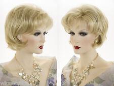 Medium Length Blonde Brunette Red Straight Wavy Wigs