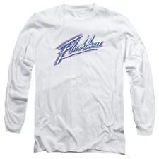 Flashdance Logo Mens Long Sleeve Shirt