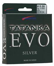Tubertini Tatanka EVO Silver 150m Schnur verschiedene Stärken Fishing Tackle Max
