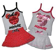 WOW ♥ Minnie Mouse Set ♥ Shirt + Rock ♥ 2 Fb. ♥ 98 104 110 116 122 128 ♥ Mickey