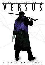 Versus (DVD, 2009, 3-Disc Set, Special Edition; LiteBox, Brand New)