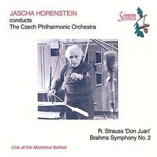 Don Juan Op 20 / Symphony 2 in D Op 73, New Music