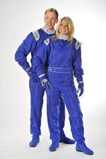 Speed Rennsport Overall - blau - Kartoverall - Racing Suit - Restposten