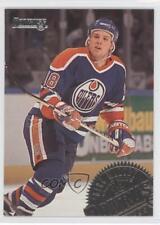 1994-95 Donruss #53 Kirk Maltby Edmonton Oilers Hockey Card