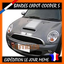 bandes Capot Mini COOPER S