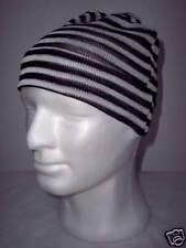 Cappello Semplice Righe 4 colori 100% Cotone Makò
