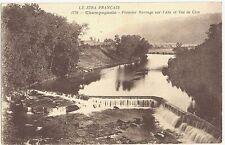 CPA 39 Jura Champagnole Premier Barrage sur l'Ain