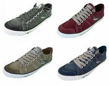 DOCKERS by Gerli 30ST027 Herren Sneaker Washed Canvas Schuhe