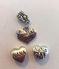 Nana encanto grano Regalo De Cumpleaños Bolsa diapositiva especial Nan abuela día de las madres 3 estilos