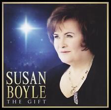 SUSAN BOYLE - THE GIFT ~ CHRISTMAS CD ~ BRITAIN'S GOT TALENT WINNER ~ XMAS *NEW*