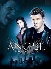 Angel - Season 2 (DVD, 2009, 6-Disc Set) VERY GOOD