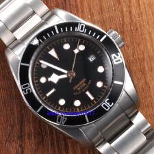 Sterile Corgeut 41mm Japan Miyota Sapphire Glass Men's Parnis Automatic Watch