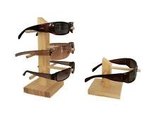 Brillenständer Brillendisplay Brillen Brillenhalter Natur - Holz