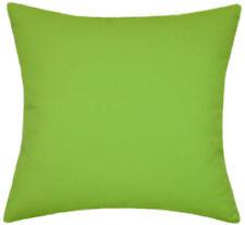 Sunbrella Canvas Macaw Indoor/Outdoor Solid Pillow