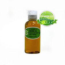 Pure Virgin Neem Oil  Organic 2, 4oz 8oz 12, 16oz 32oz up to gallon