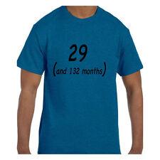Funny Humor Tshirt Birthday 29 40 years old