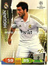 Adrenalyn XL Champions League 11/12 - Gonzalo Higuain