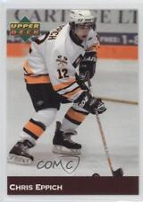 2004-05 Upper Deck Chilliwack Chiefs #12 Chris Eppich (BCHL) Rookie Hockey Card