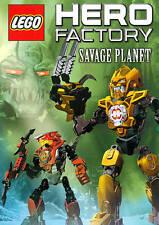 LEGO Hero Factory: Savage Planet (DVD MOVIE) BRAND NEW
